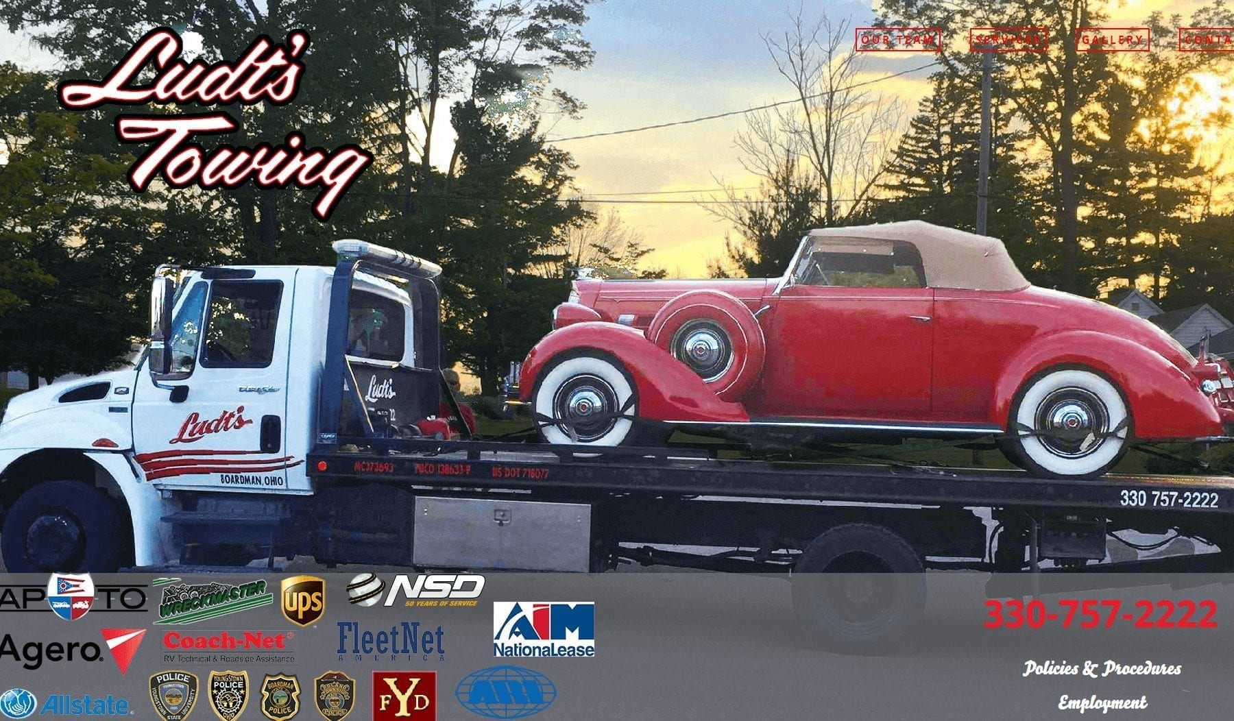 Ludt's Towing